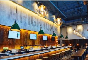 Bar Signs custom indoor lettering restaurant 300x204